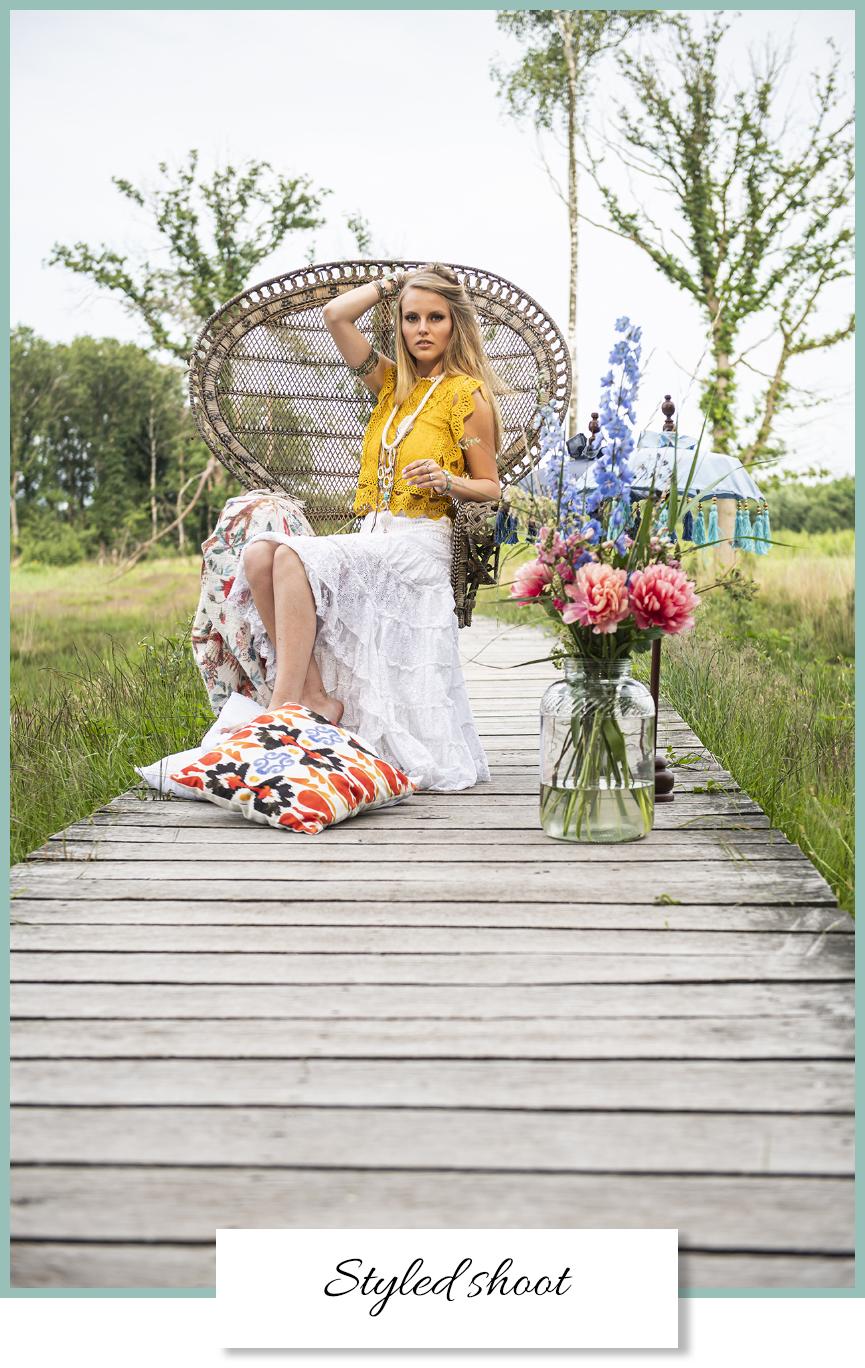 Styled shoot door Corina Rodenburg | Fotografie met liefde